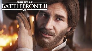 STAR WARS BATTLEFRONT 2 All Cutscenes Movie (Game Movie) - Star Wars 2017 Full Movie