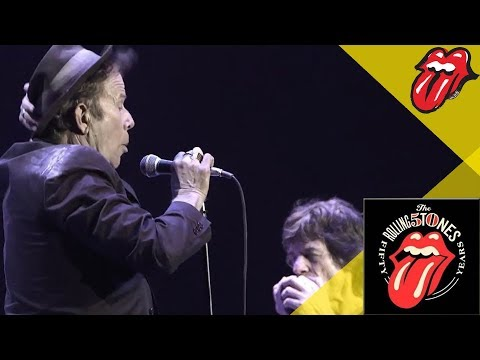 The Rolling Stones &amp; Tom Waits - Little Red Rooster - Live in Oakland