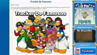 Club Penguin | Tracker de Famosos 2013