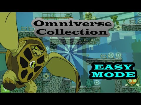 Ben10 Omniverse Collection – Terraspin ( Easy Mode ) Short legs !