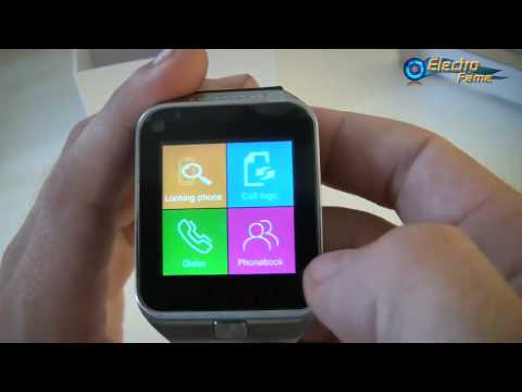 Review of the Smartwatch Watchphone ZGPAX S28: Test, Benchmark, and Specifications - ElectroFame