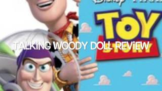 Pull string talking Woody review!