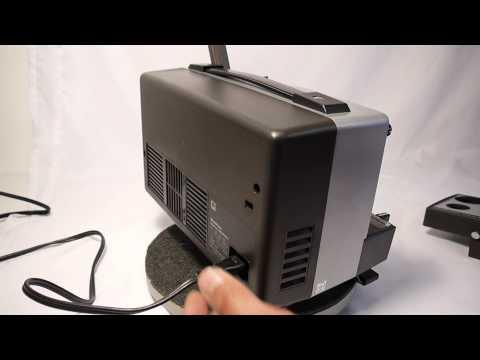 Sankyo Dualux 2000H Super 8 regular 8mm film projector