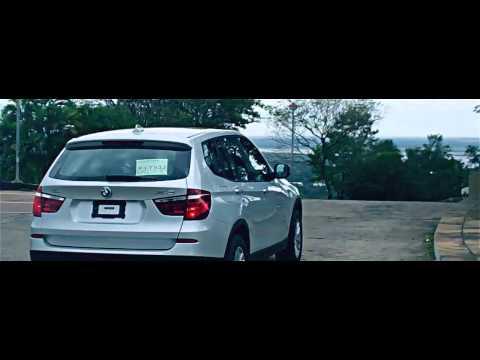 Test Drive BMW X3 2011