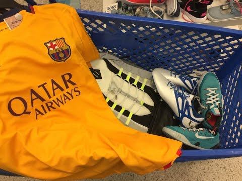 Trip to Ross: $29 adidas Messi 15.1, Air Max 95 Backpack, Kobe's + MORE!