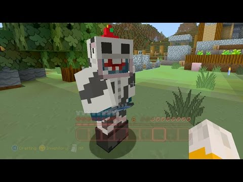 Minecraft Xbox Quest To Kill The Wither 3