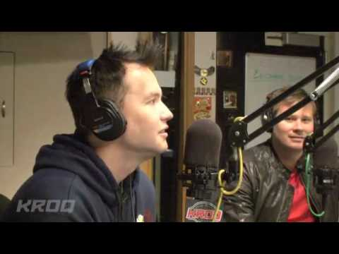 blink-182 KROQ Interview July 9, 2010 [Part 1]