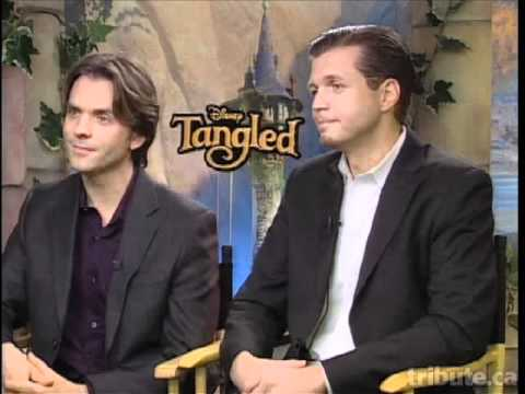 Byron Howard And Nathan Greno - Tangled Interview