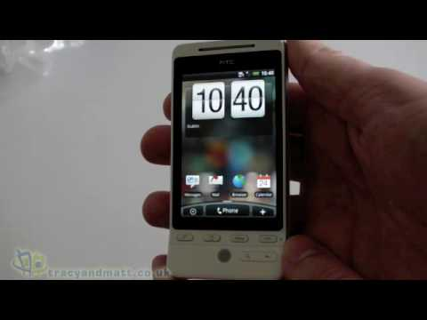 HTC Hero unboxing video