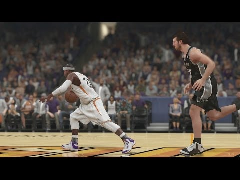 NBA 2K14 PS4 My Career My Team Update