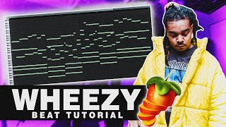 HOW TO MAKE MELODIES LIKE WHEEZY | FL Studio 20 Tutorial