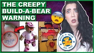 The Reason People Are Afraid Of Build-A-Bear