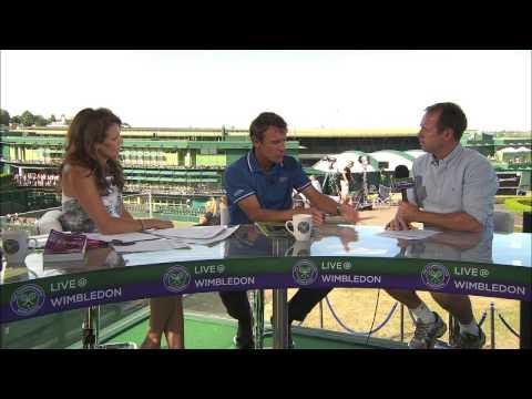 Analysis Corner: Heather Watson's loss to Serena Williams