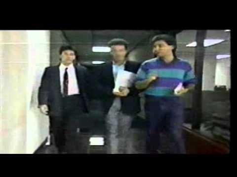 TV News Archive Paul Korda - Major Music Records - 1989