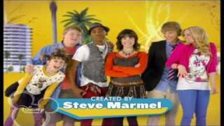 Disney Channel Scandinavia - SONNY WITH A CHANCE - Intro / Opening