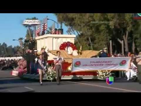 Desfile de las Rosas 2015 Completo, Rose Parade - 2015