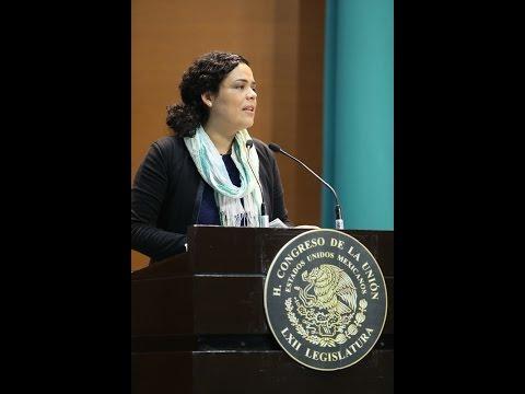 Sen. Mariana Gómez del Campo en discusión sobre investigaciones al delegado de Iztapalapa -1-210115