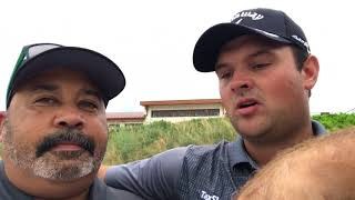 Patrick Reed played 9 holes with Tiger Woods and says he looks good | ESPN