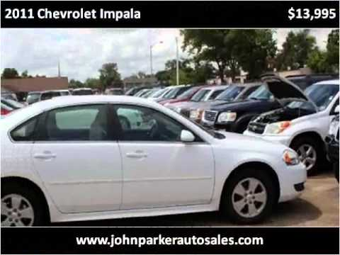 2011 Chevrolet Impala Used Cars Houston TX