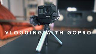 GoPro HERO 7 Vlogging Setup | RehaAlev