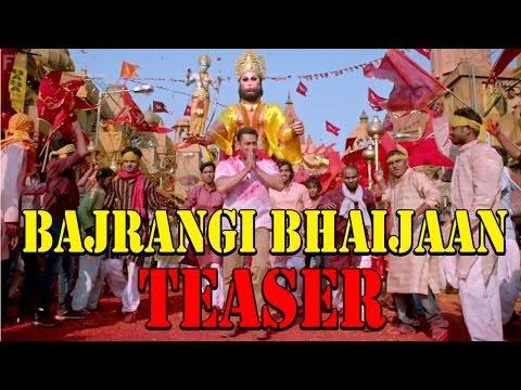 Bajrangi Bhaijaan TEASER | Salman Khan | Kabir Khan
