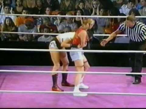 Women Of Wrestling - Episode 2: Part 2 - Riot Vs Beckie The Farmer's Daughter video