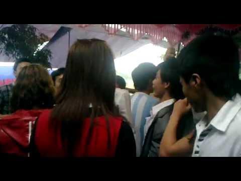 Gai nhay dam cuoi Hiep Hoa Bac Giang...