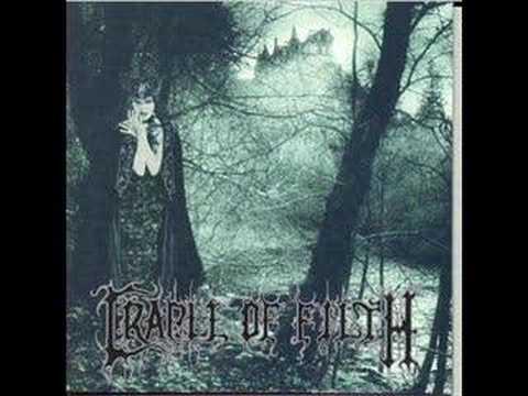Cradle Of Filth - Heaven Torn Asunder