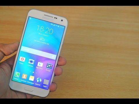 Samsung Galaxy E5 - Review HD
