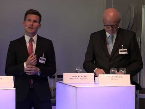 DIRK Konferenz 2015 - Sustainability Investments und Green Bonds