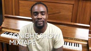 Video Tonight Show Mixtape: Wale