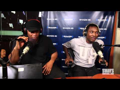 Meek Mill Freestyles On Sway In The Morning