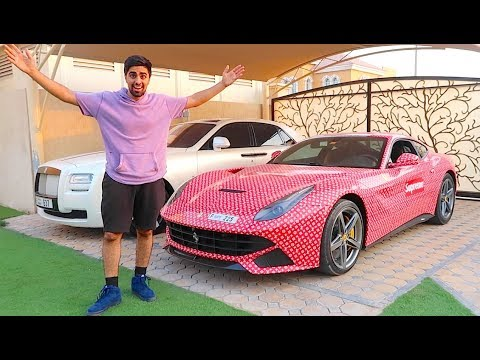 Play HE GAVE ME HIS FERRARI *THANK YOU* in Mp3, Mp4 and 3GP