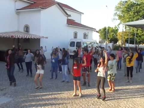 Flash Mob EMRC Ferreira do Z�zere
