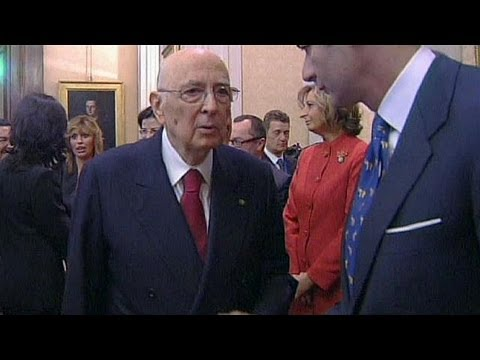 Italian President Napolitano expected to name new PM soon