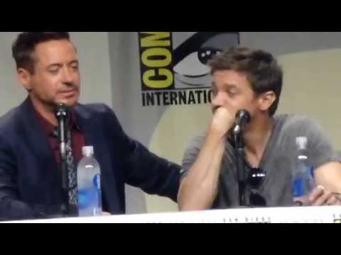 Jeremy Renner at 2014 San Diego Comic Con Part 1