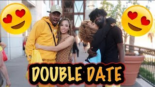 WE FINALLY WENT ON OUR 1st DOUBLE DATE