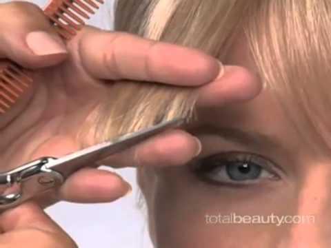 Как подстричь челку мужскую самостоятельно