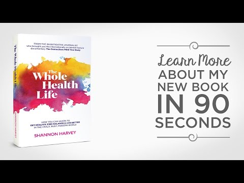 The Whole Health Life - Book Trailer