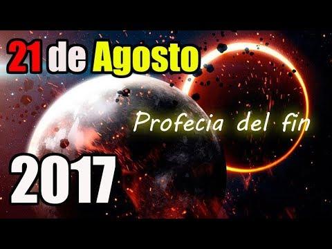 Eclipse TOTAL 21 de agosto 2017, PROFECIA del FIN DEL MUNDO, Resumen Completo.