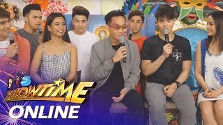 It's Showtime Online: TNT Mindanao contender Ralf Tagoque is working for his family business