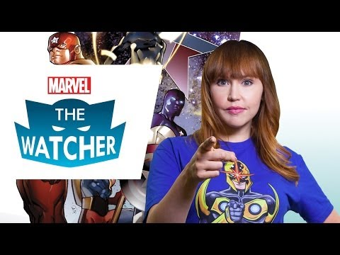 Guardians of the Galaxy #YoureWelcome - The Watcher Ep 25