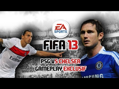 Image video FIFA 13 - Match en compagnie de Florian de EA France - Gameplay exclusif