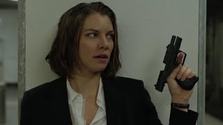 All Lauren Cohan scenes from S1E2 of Whiskey Cavalier