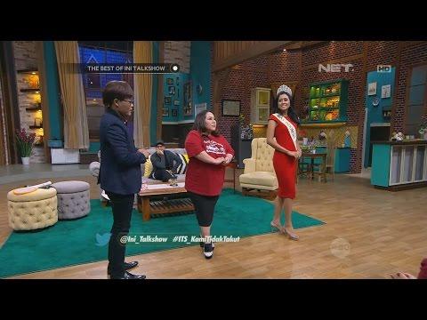 download lagu The Best Of Ini Talkshow - Apa Jadinya, Nunung Bersaing Dengan Maria Harfanti, Miss World 2013 gratis