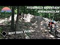 "Riding ""Best Trail Ever"" Fitzgerald Mountain - Springdale,AR 