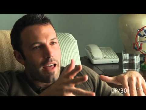 DP/30: The Town, writer/director/actor Ben Affleck