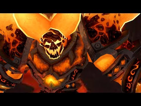 RAGNAROS - Server Lore - Die Geschichte zum Namensgeber - World of Warcraft