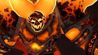 RAGNAROS - Server Lore - Die Geschichte zum Namensgeber - World of Warcraft
