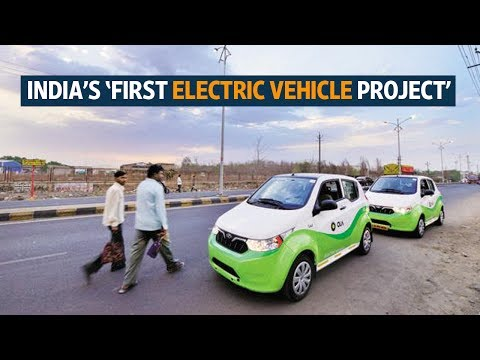 Nagpur becomes first city with electric mass mobility, gets 200 e-vehicles